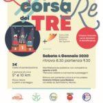 """4/1/2020 - Assistenza Radio """"La Corsa dei Tre Re"""" - le foto"""